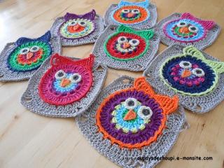 carré granny crochet tuto 2013-2014 225285Chouettelecarr15