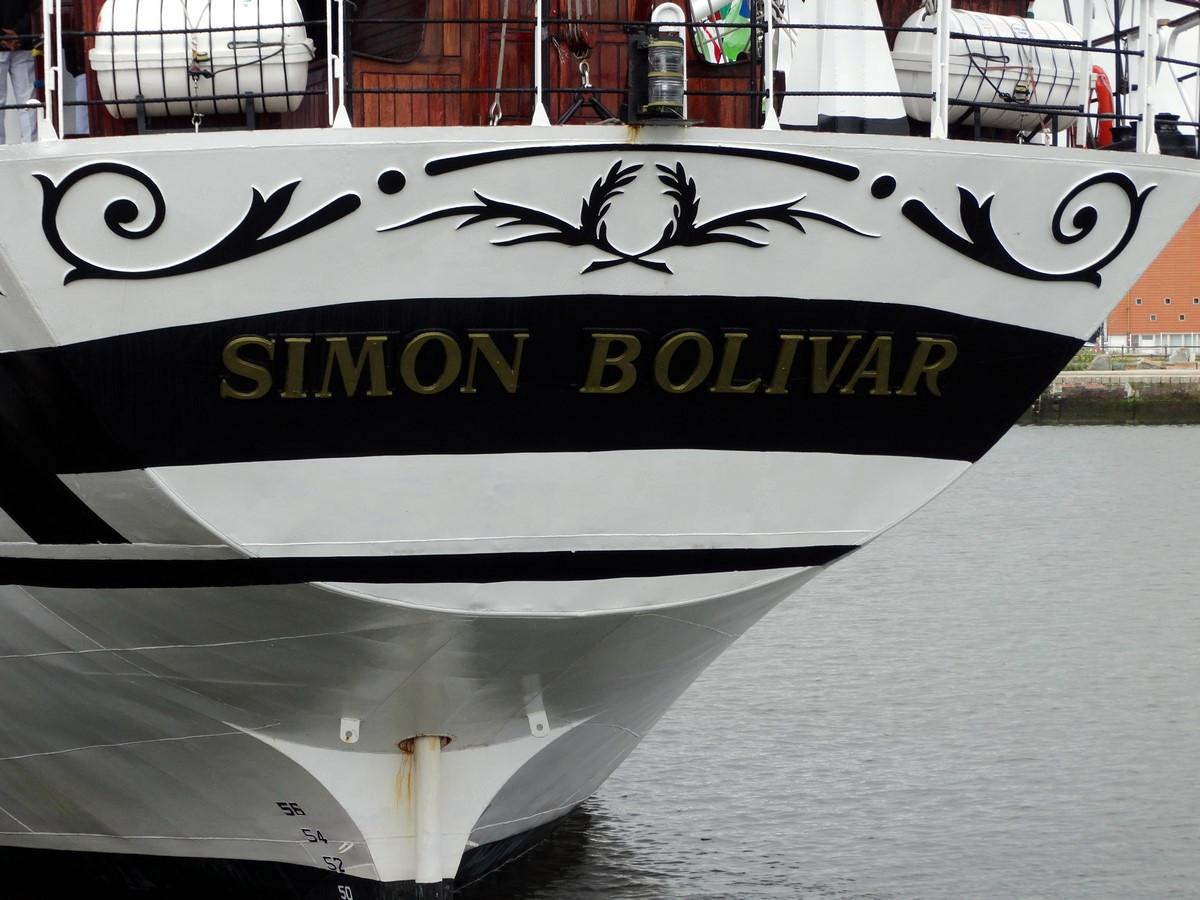 [ Marine à voile ] Simon Bolivar 225536322