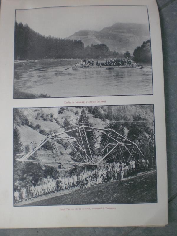 Livret photos 1905 4ème Régiment de Génie Grenoble (DERNIÈRE BAISSE DE PRIX)-ESC 3 225698P5132058