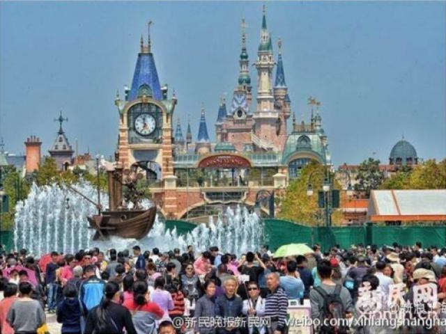 [Shanghai Disney Resort] Le Resort en général - le coin des petites infos  - Page 39 226610w107