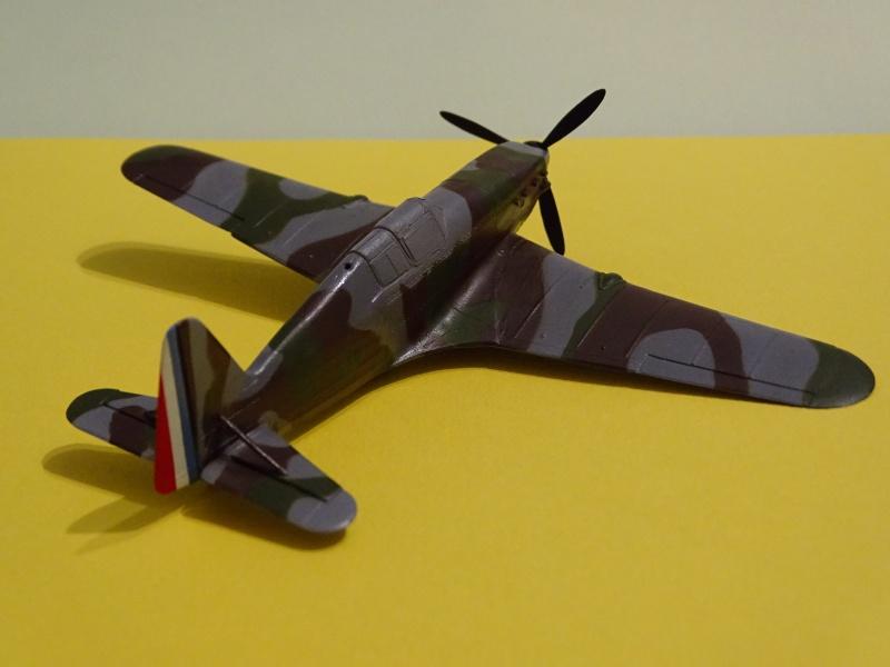 Morane Saulnier MS 406 GC I/2 Damblain Sgt Antoni Beda Avril 1940 226873DSC01387