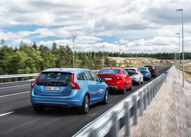 Bientôt un futur sans accident pour Volvo Cars grâce à l'ouverture du centre d'essais AstaZero 226885AstaZeroMultilaneroad1