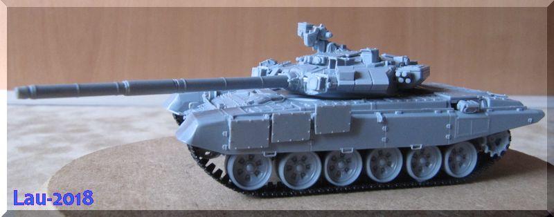 T90 Vladimir - Zvezda - 1/72ème 227541T9021