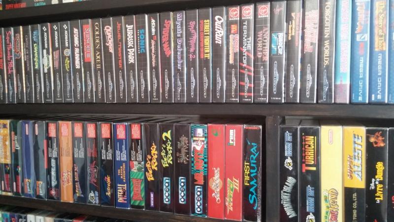 ajout de ma collection Neo Geo AES en vitrine :) 227913CAM00997