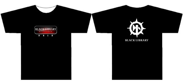 News de la Black Library (France et UK) - 2012 228287BLWeekenderShirt