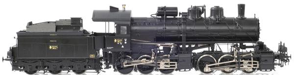 Les locomotives à vapeur articulées 228794MicroMetakitAutricheoccupationtype651