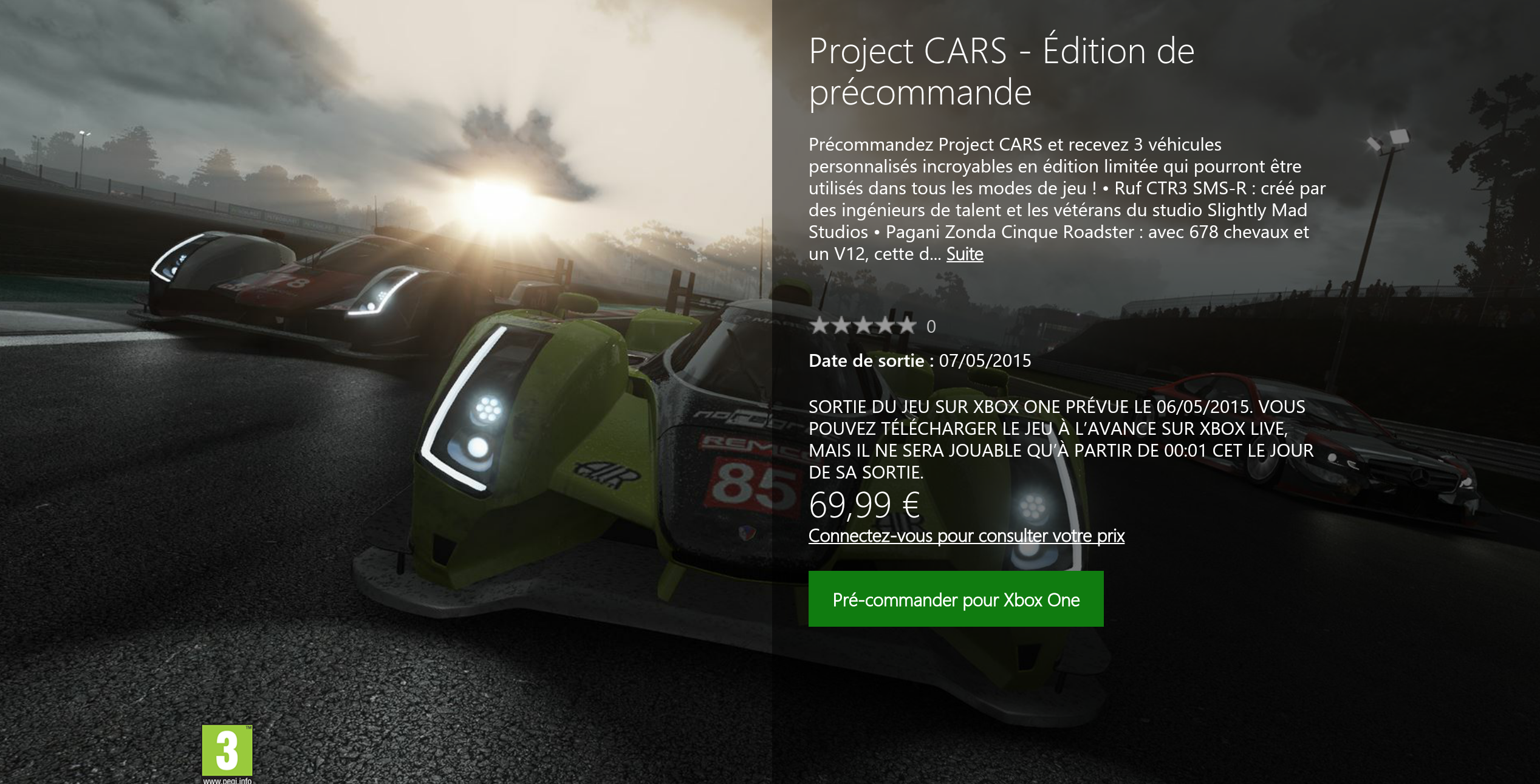 Projet CARS : XBOX ONE / PS4 - Page 3 228941Studio20150428224346
