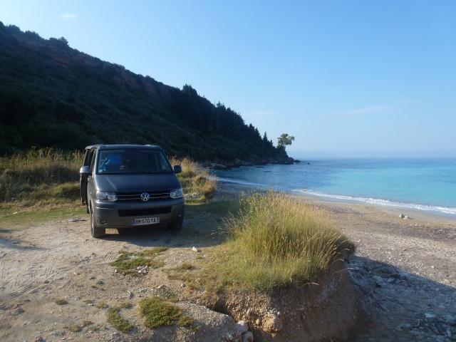 Grèce (Péloponnèse) - Albanie - Monténégro - Bosnie - Croatie été 2014 229098P1110801