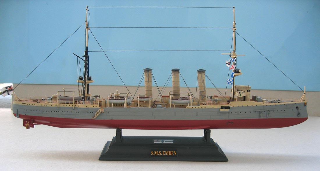 [Revell] Croiseur SMS Emden - 1/350. 229167Emden17