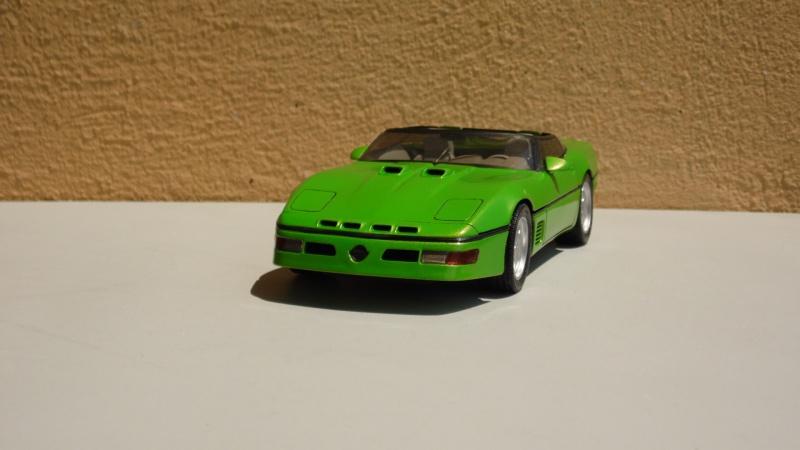 Corvette Callaway speedster Monogram. 229379SAM7882