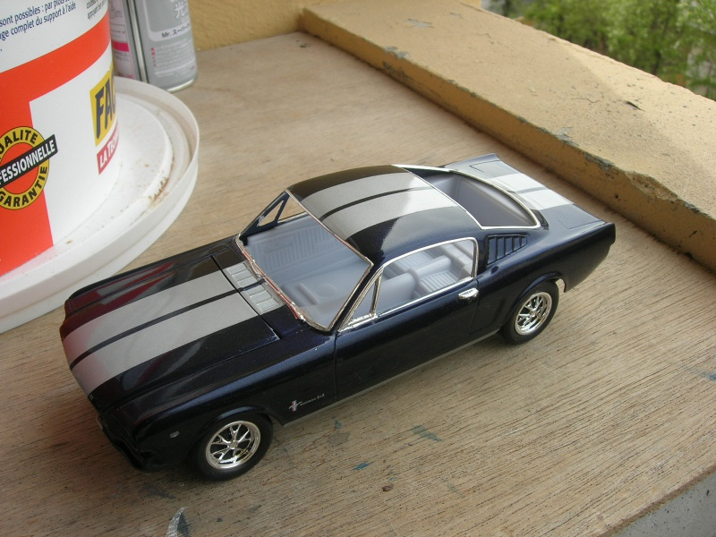 """Mustang Fastback""""65 Revell. 230079DSCN0022"""