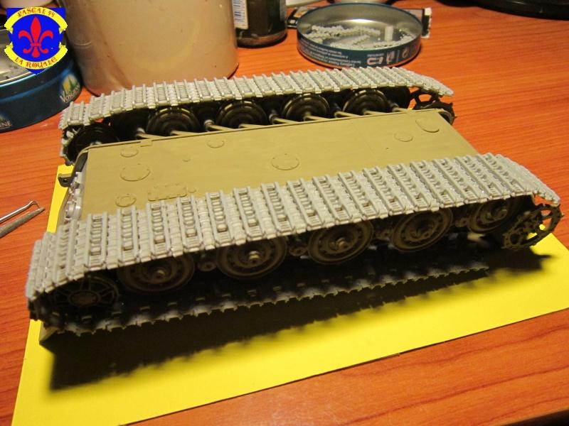 Sd.Kfz.182 King Tiger à tourelle Henschel de Dragon au 1/35e par pascal 94 230194IMG1069L