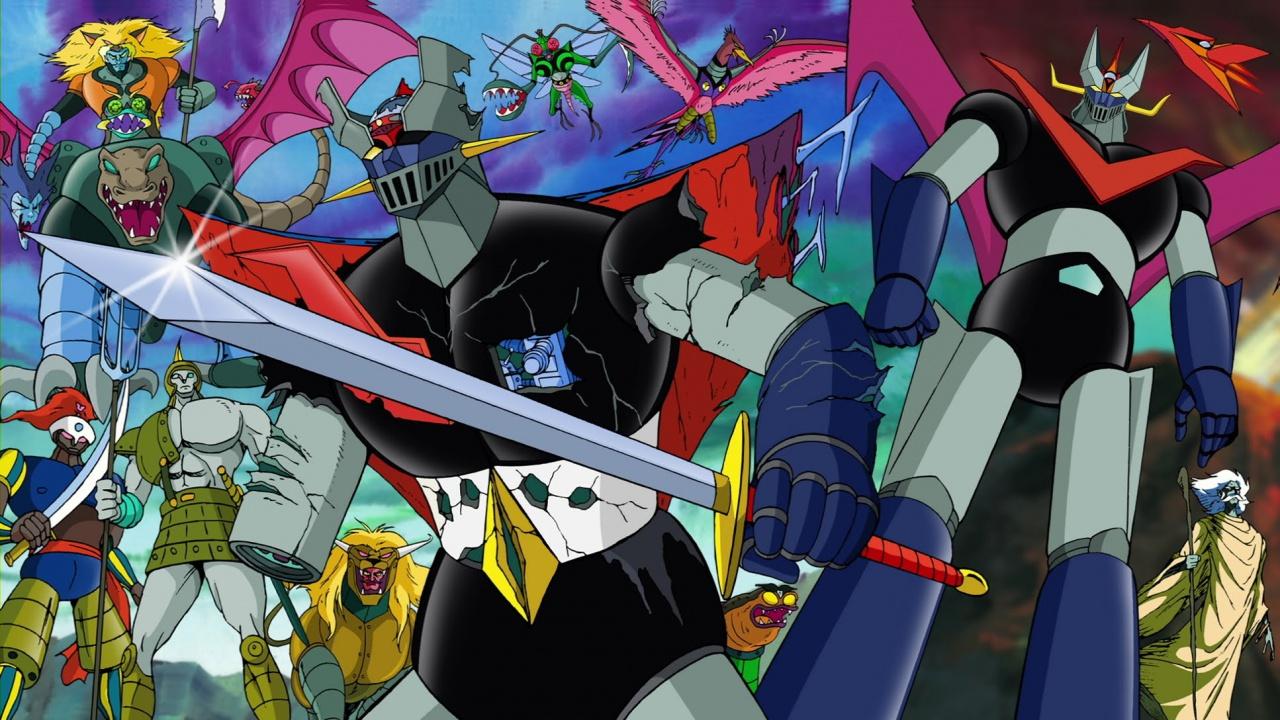 Collection des films Mazinger (2) : Mazinger Z contre le Général Dark 230582maxresdefault