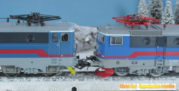 Machines RC des chemins de fer suédois 230841MarklinRocoRCSJIMG3871R