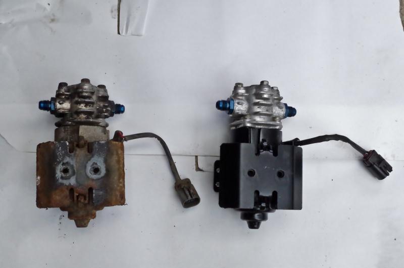 traitement châssis / skyline r34 gtr v-spec 231182IMGP2821