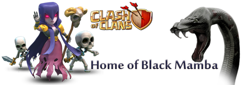 Black Mamba - Clash of Clans