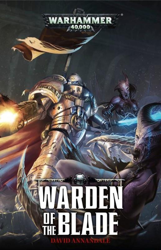 Warden of the Blade par David Annandale 231484zfed