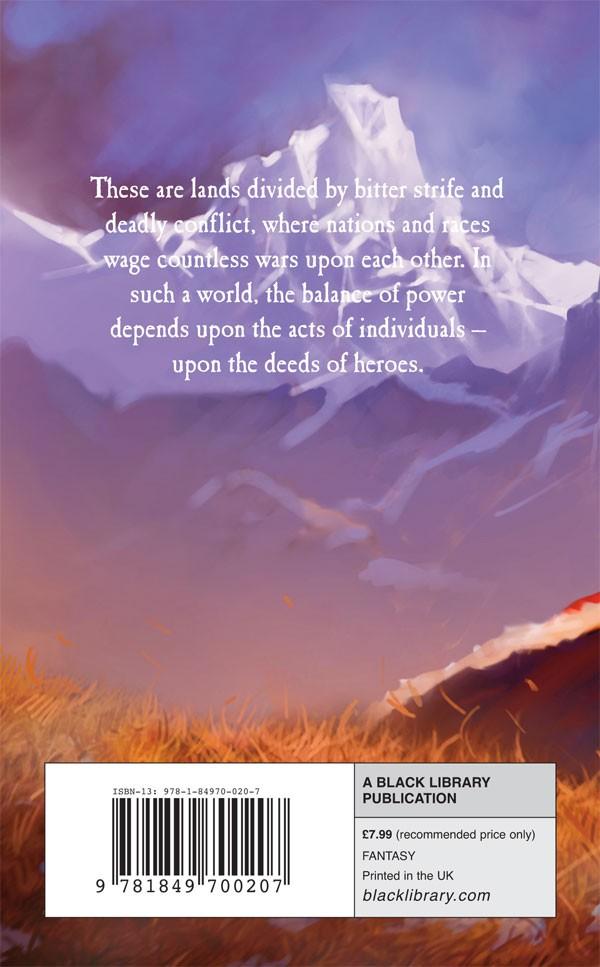 Les Epées de l'Empereur : Helborg de Chris Wraight 231881swordofvengeancebackcover