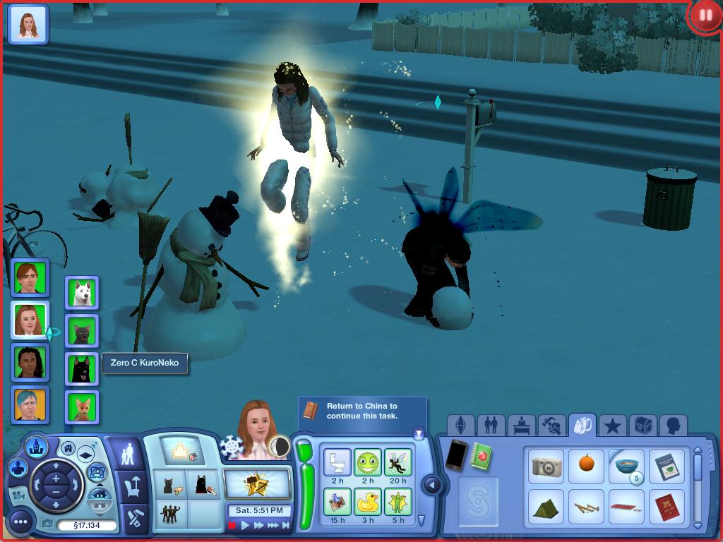 Les Sims ... Avec Kimy ! 232385flyyyy