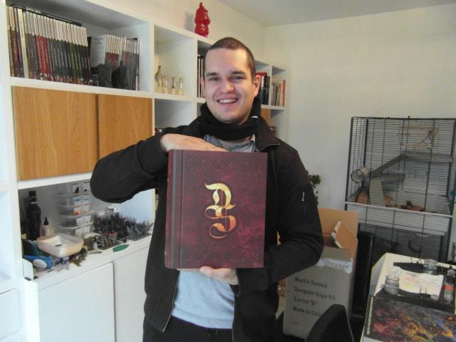 [NEWS] Dungeon Saga, Dragon & autres joyeusetés ! 232847SAM7100