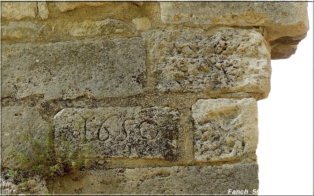 Fil ouvert-  Dates sur façades. Année 1602 par Fanch 56, dépassée par 1399 - 1400 de Jocelyn - Page 2 233094datelebaucet2