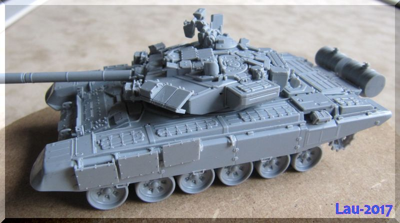 T90 Vladimir - Zvezda - 1/72ème 233215T9011