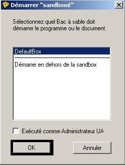 TUTO Sandboxie (Ouvrir une deuxième page shaiya)  233293ScreenShot033
