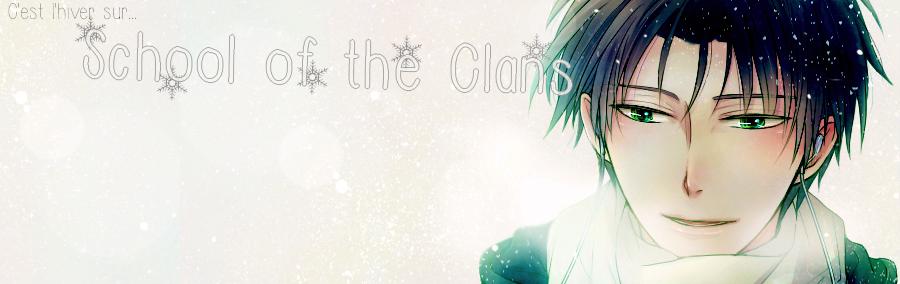 School of the Clans : Densetsu-Tekina Senso