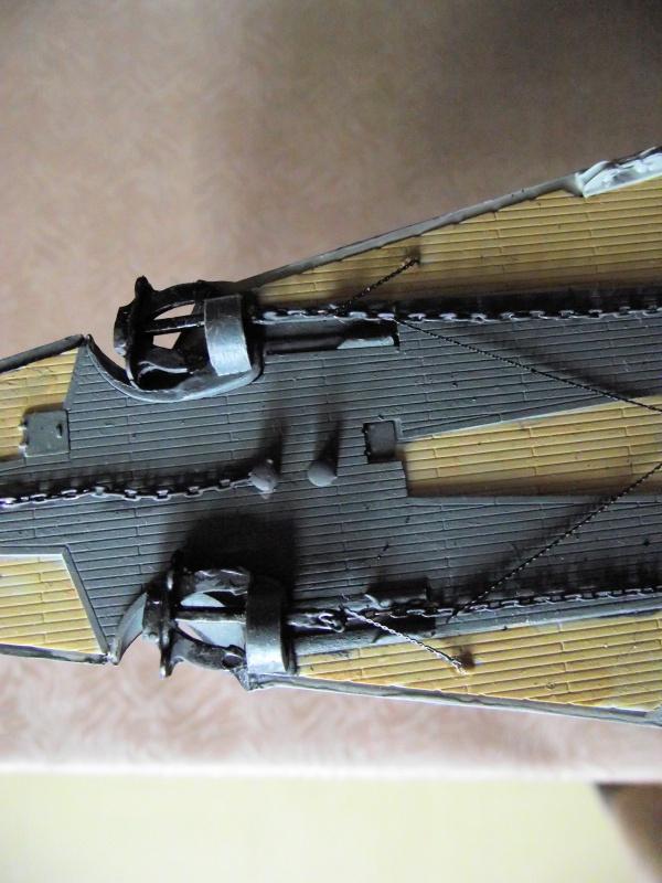 Bismarck 1/200 Trumpeter - Page 3 233767Bismarck1x20042