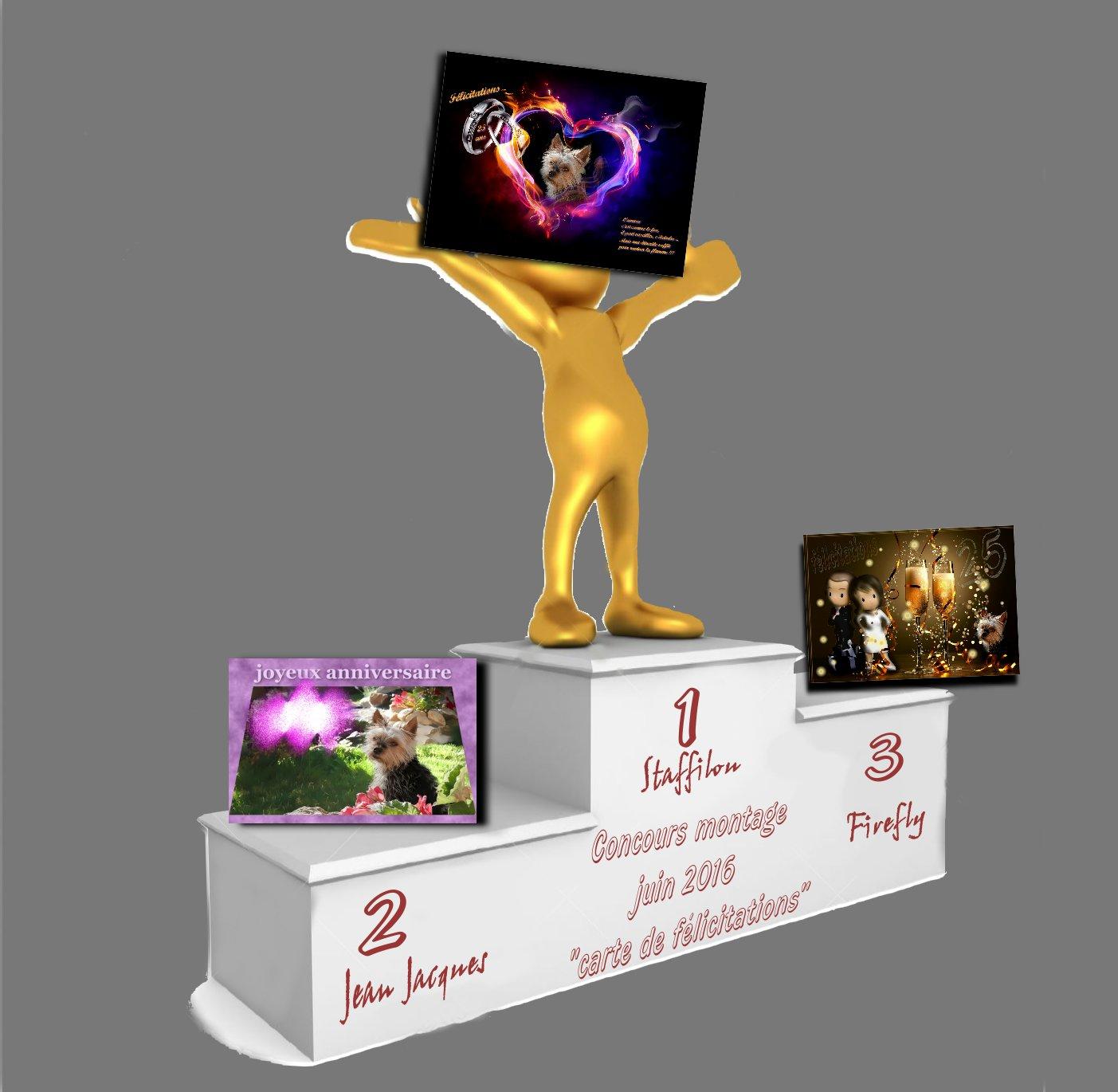 "Concours montage juin 2016 ""Carte de Félicitations"" (terminé) 234368podiumjuin"