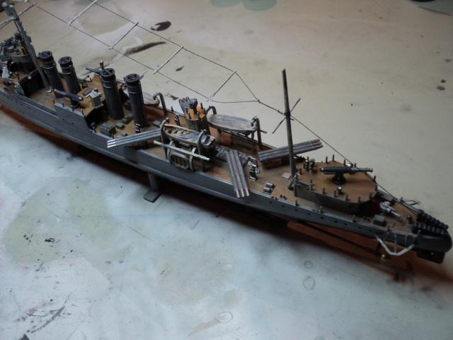 HMS Campbeltown 1/240 Revell 234500DSC01309