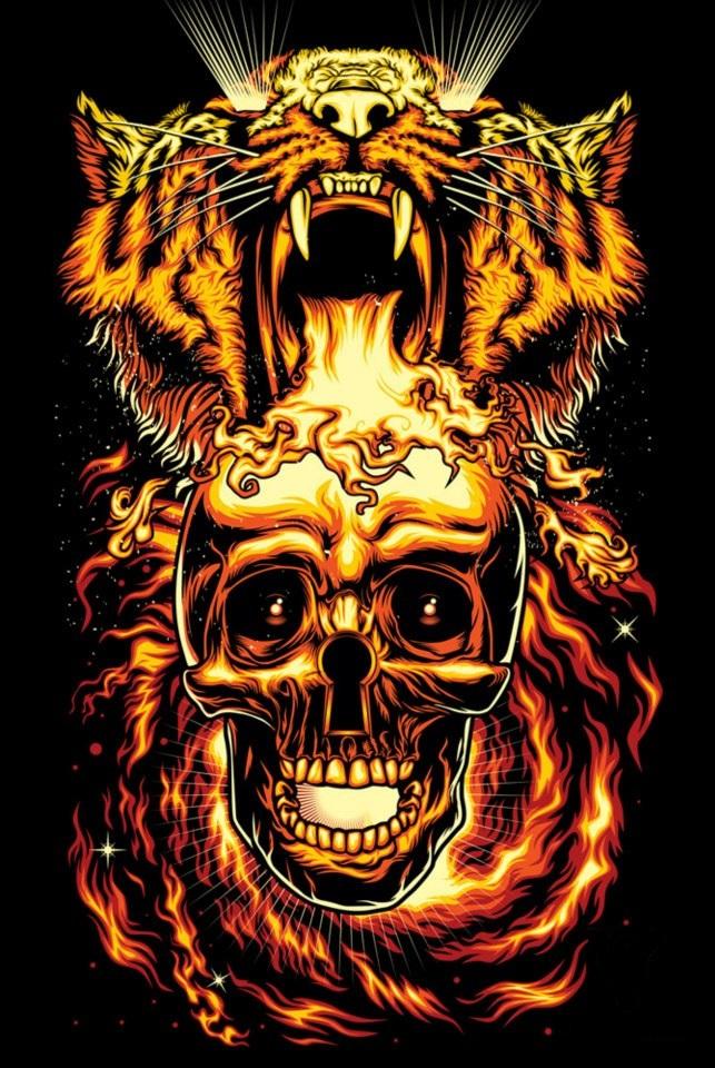 DESSINS - Skulls... 234537tumblrnerq5uGpRu1rnrss4o1r11280