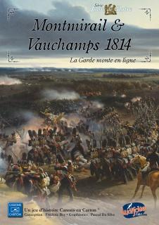 Montmirail et Vauchamps 1814 (Ludifolie Editions) - Page 2 234728Couverture1814FR