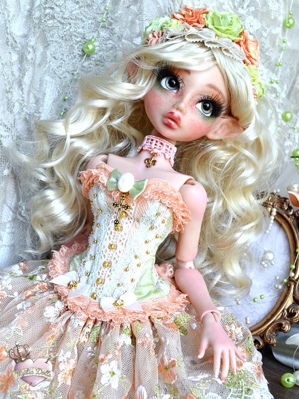 † Mystic Dolls † : Dernier modèle dispo - Arielle en fullset 234736ArielleFlowerGirl06