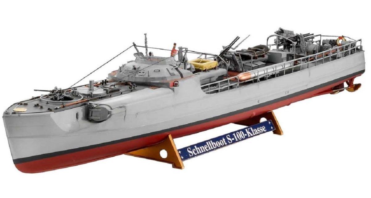 Derniers achats - Page 6 234879SchnellboatS100