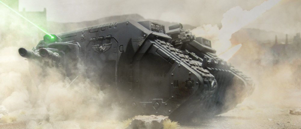 [W40K] Collection d'images : Warhammer 40K divers et inclassables 235140Arkurion1