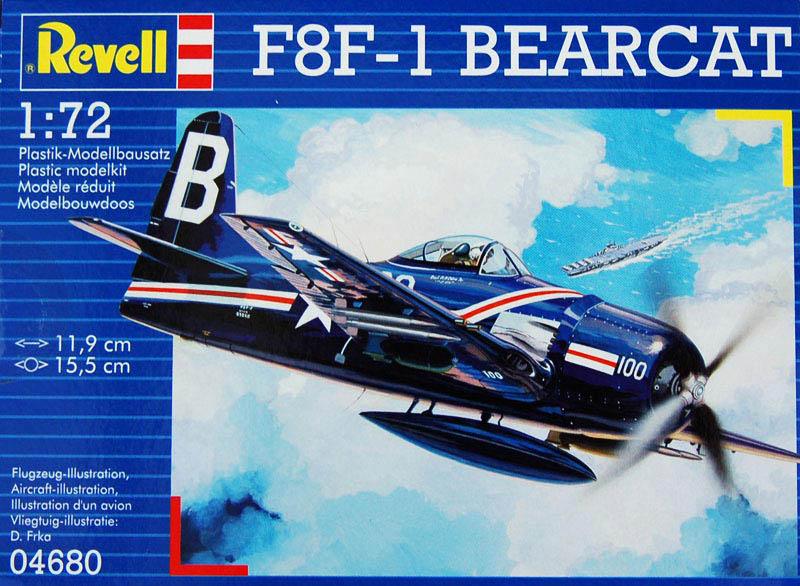 [Vintage] [Monogram Revell] F8-F1 Bearcat Thailandais... (Français...) 235877BearcatThai01