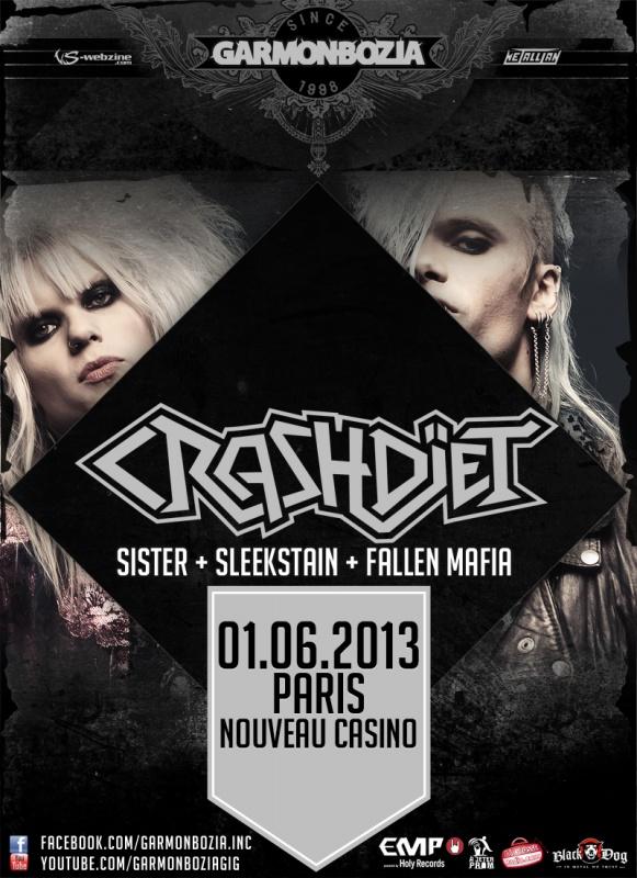 01.06 - Crashdiet + Sister + Sleekstain + .. @ Paris 23602720130601crashdietParisNouveauCasino