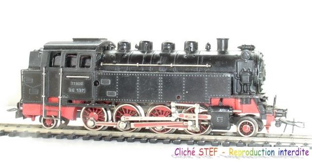 BR 86 141 Tender  236093MarklinTT800P1010531