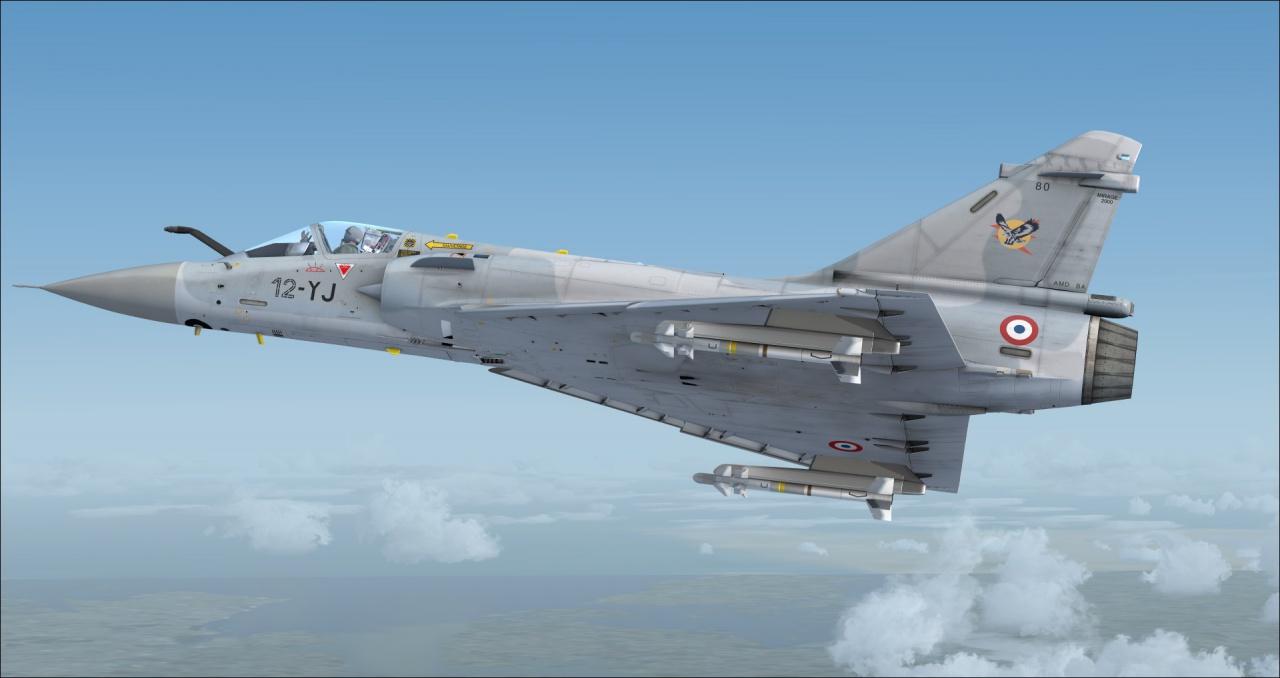 Mirage 2000-C 236235M2K2