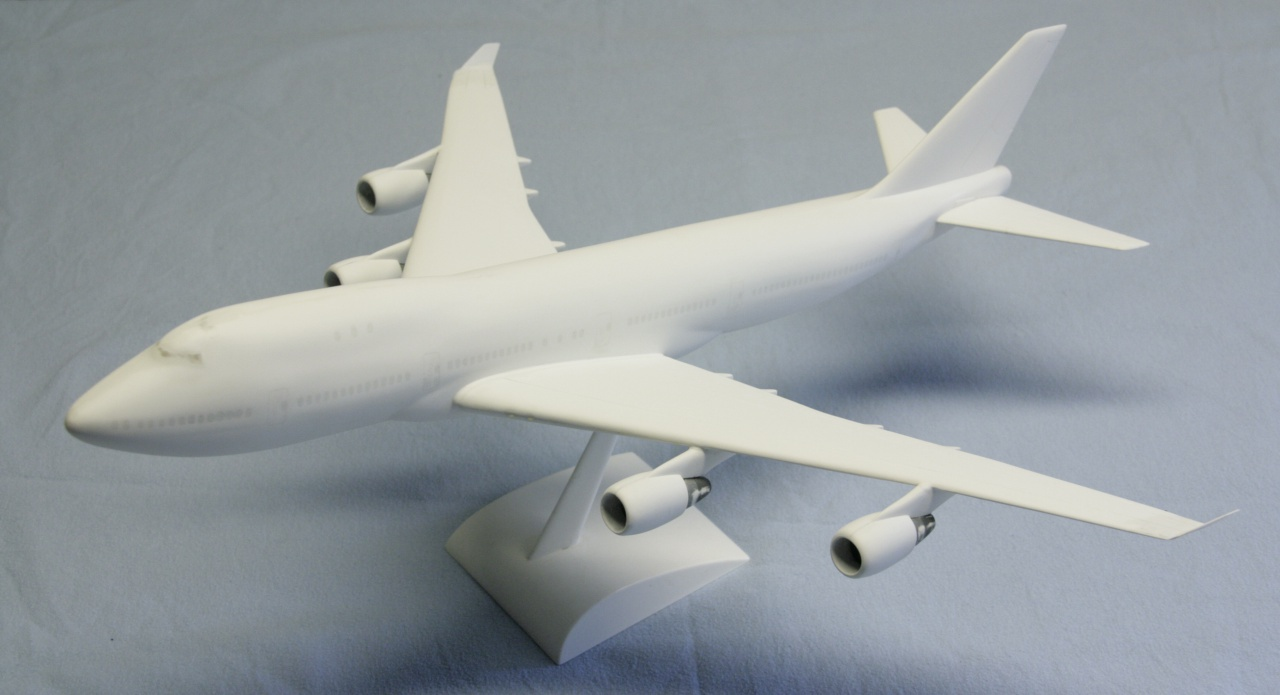Boeing 747-4F British Airways revell 1/144 236368MG0968