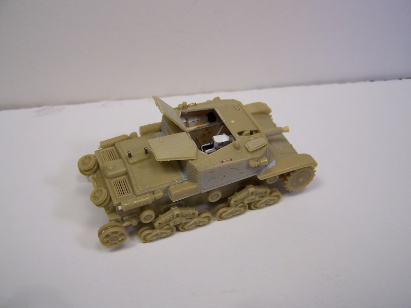 Esci 1/72 Fiat Ansaldo 75/18 et M 13/40 2369331005519