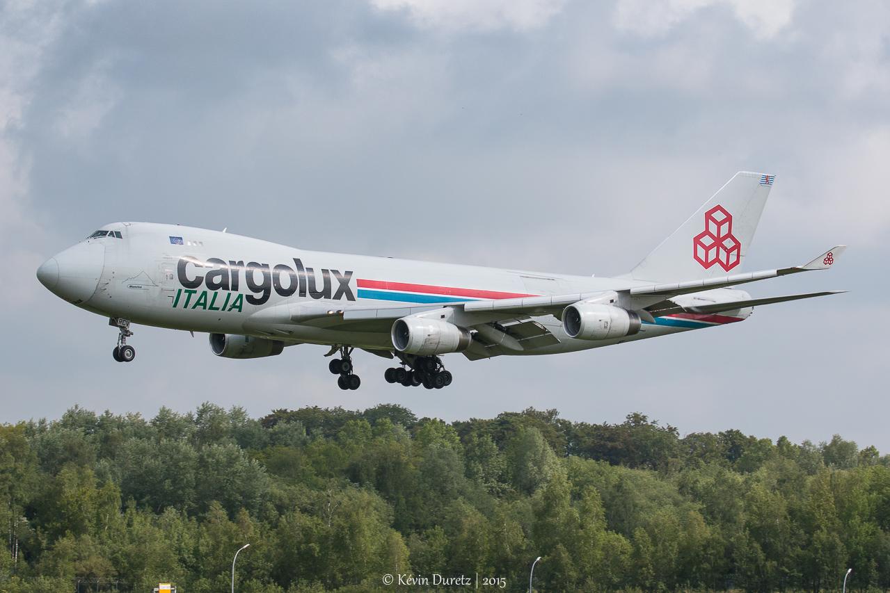 Aéroport de Luxembourg-Findel ELLX - 2015 237087IMG9951