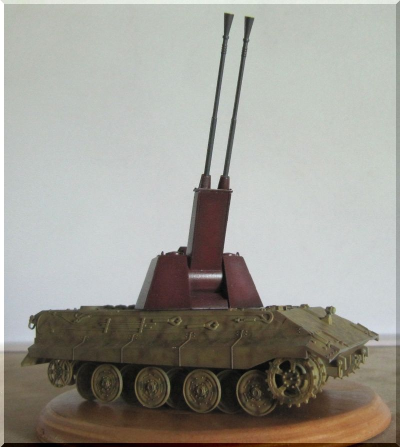 E-75 version Flakpanzer 55mm - Modelcollect - 1/72 - Page 2 2375207616