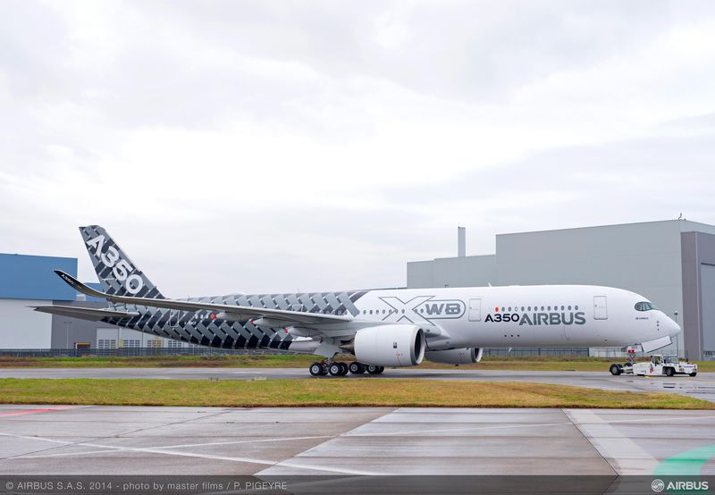 [Topic Unique] Flights Test A350... 237524A350MSN22