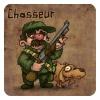 Chasseur gamer