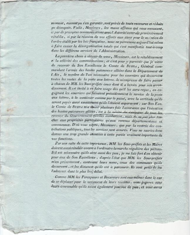 la campagne de 1814 - armée des Alpes 239623scan38