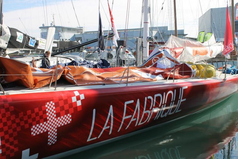Visite du village et du ponton du Vendée Globe le 25/10/16 239689IMG4565