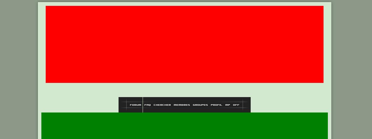 Tag webdesign sur Never Utopia - graphisme, codage et game design 239824exemple