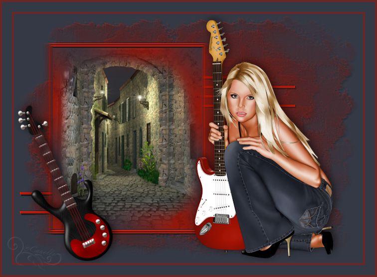 Guitar(Psp) 240184Guitar